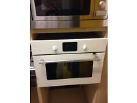 GRANSLOS MICROWAVE OVEN OFF WHITE - RRP £400