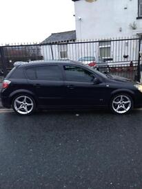 Astra 2.0turbo sri 200+bhp xp kit 18 inch alloys full scorpion exhaust induction kit read pic