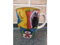 Dunoon collectable 'Winter Collection' Mug by Jane Brookshire