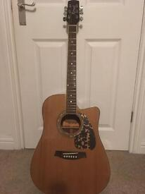 Richwood Electro Acoustic Guitar