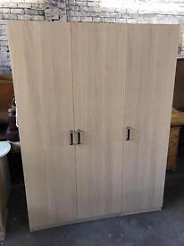 Fantastic triple door wardrobe can deliver