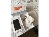 Iphone 6S Rose Gold 16GB UNLOCKED! NEW