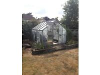 FREE Glass Greenhouse