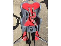 Child bike seat in very good condition