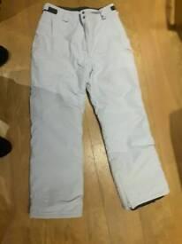 Ladies Ski Trousers size L(16)