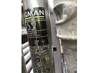 BOSS YOUNGMAN DOUBLE 3T SCAFFOLD TOWER 6.2M X 1.8M