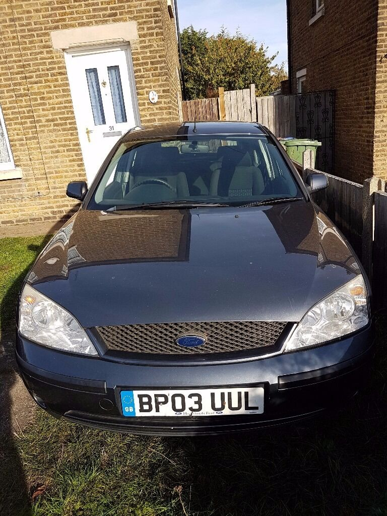 Mondeo 1.8l Petrol 03plate Very clean Runner Recently Serviced and MOT til 26/10/17