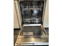 Neff integrated dishwasher good condition
