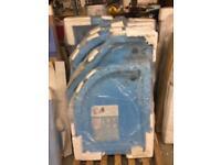 Job lot Mira shower trays bargain x6 Brand new in packaging quadrant