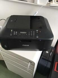 Cannon MX535 colour printer,scanner and photocopier