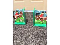 Horse Book Holders
