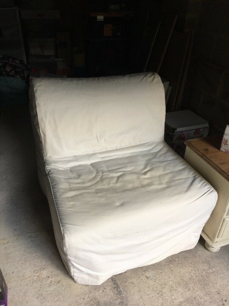 Ikea Lycksele Single Sofa Chair Bed In Bournemouth
