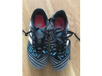 Boys addidas messi astro boots size 13