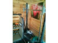 Marcy TSA5762 Smith machine Gym bench chest press