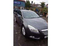 INSIGNIA (OPEL) GREY COLOR 2009