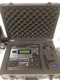 Roland Td12 Electronic Drum Module td 8 9 10 11 15 20