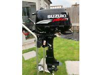 Suzuki 4HP Outboard Motor