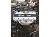 Vauxhall 2.2 ecotec petrol engine 74k Genuine miles auto