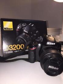 NIKON D3200 24.2 MEGAPIXELS