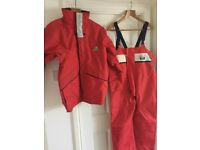 Small Douglas Gill Wet Weather Suit