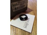 Men's Alexander McQueen ring
