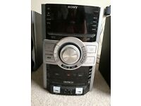 Hi-Fi Sony Soundsystem - USB/CD/32mm Jack/subwoofer - Collection only