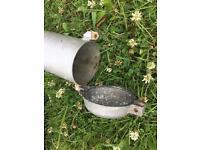 Aluminium Pipe Holder - Copper Pipe, Pipe Carrier for Van