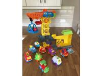 VTech Baby Toot-toot Drivers Construction