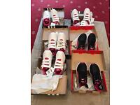 Puma and adidas lady Junior Size uk 5-uk4-uk3-uk3-puma uk4-uk3 Size