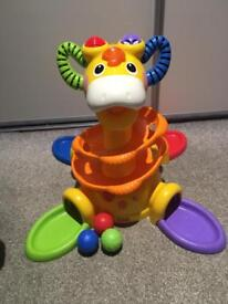 Fisher price giraffe musical toy