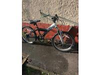 """Boys giant myx 150 20"""" wheel 6 speed bike"""