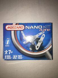 Meccano Nano Kit Plane
