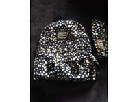 Superdry backpack & pencil case