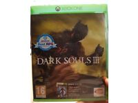 Dark Souls 3 for Xbox One Brand New Sealed Includes Dark Souls 1 Download Code