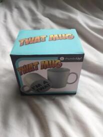 Brand new funny novelty gift mug