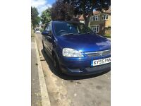 Low Milage 2005 Vauxhall Corsa C (A/C) 1 previous owner