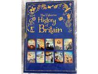 Usborne kids History book set