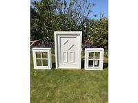 Timber Windows and door