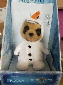 Oleg as Olaf