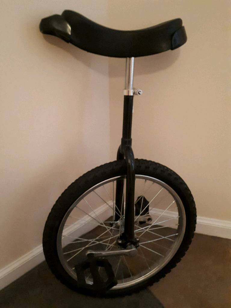 Unicycle. Never used.