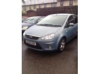 ford c-max 59 plate