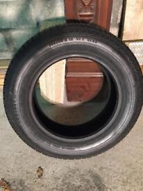 Tyre 195/65/15 Continental brand new