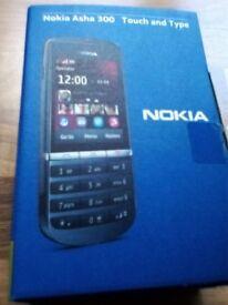 ASHA 300 phone