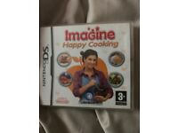 Imagine cooking for ds