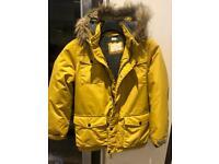 John Lewis Parka coat boys age 11