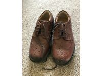 Boys m and s shoes size 11