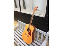 Crafter D8-N acoustic guitar