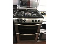 60CM STAINLESS STEEL NEWWORLD GAS COOKER