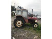 International 374 tractor