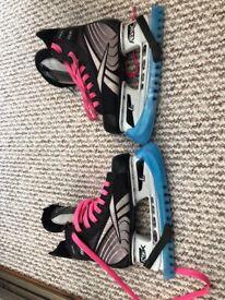 Reebok Hockey ice skates size 4/5